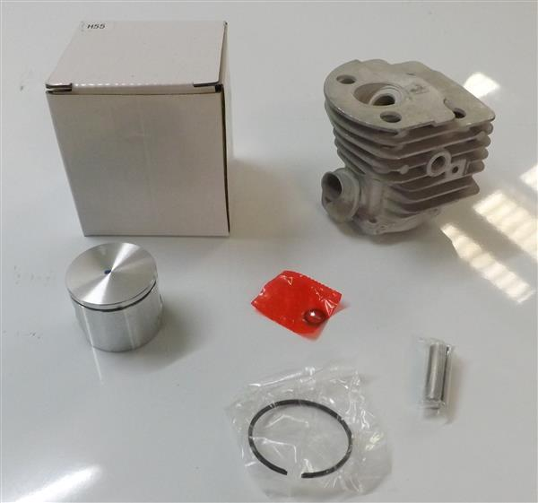 CYLINDER & PISTON- HUSQVARNA 51, 55 (46MM)