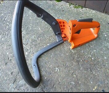 GENUINES HUSQVARNA 236 CHAINSAW REAR TRIGGER AND LOOP HANDLES