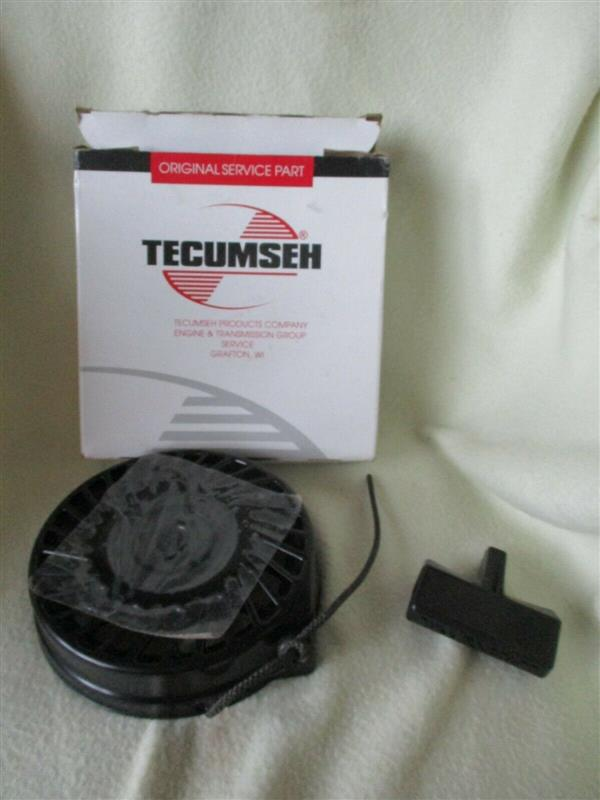 Recoil Starter PULL START LAWN MOWER GENUINE OEM TECUMSEH