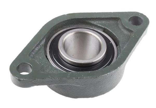 2 Hole Flanged Bearing 40mm ID