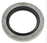 OIL SEAL METAL 18MM X 28MM X 6MM