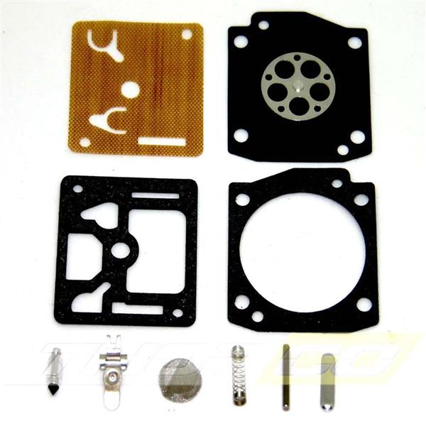 REBUILD KIT CARB DIAPHRAGM Gasket Kit HUSQVARNA JONSERED CARB