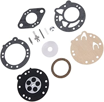 Carburetor Rebuild Kit for Stihl 08 070 090 TS350 TS360 Zama Rb-42 Carb