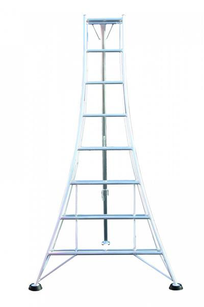 STANDARD TRIPOD LADDER, 6FT - 16FT
