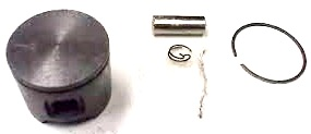 PISTON KIT- HUSQVARNA 61,162, JONSERED 625- CLOSED PORT PISTON
